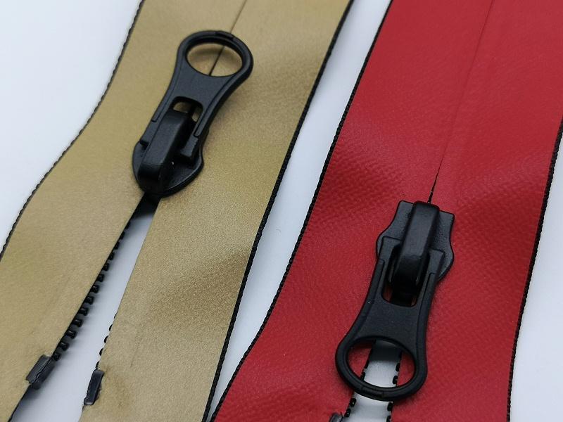 联掌防水拉链公司工艺多样随你印!是设计师灵感表达的载体