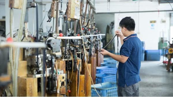 广州联掌拉链金属拉链生产