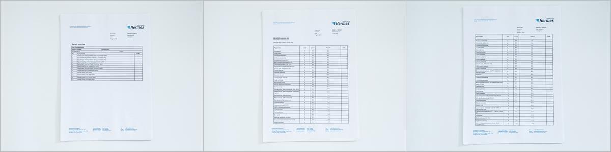 联掌质量检测报告