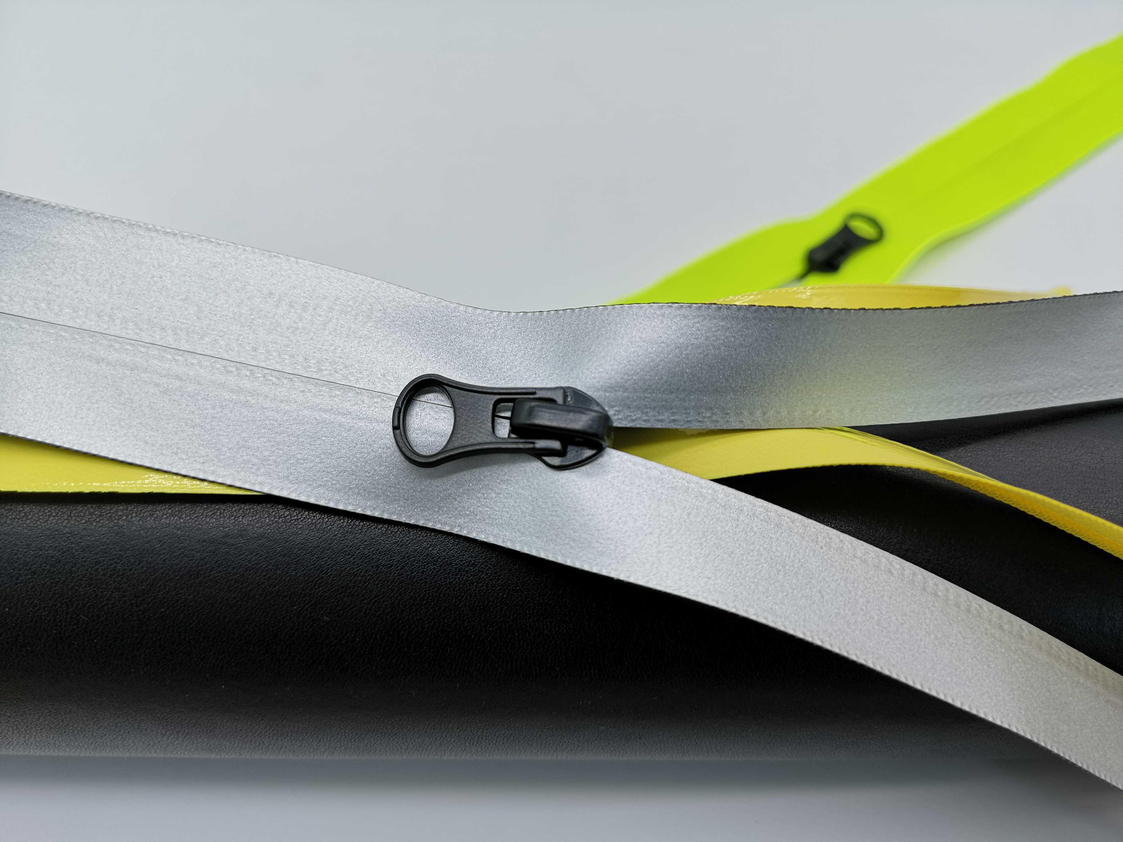 联掌拉链-彩色防水拉链