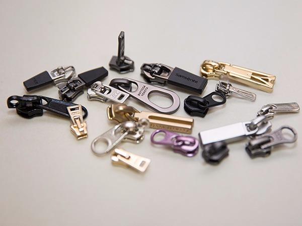 金属拉链配件