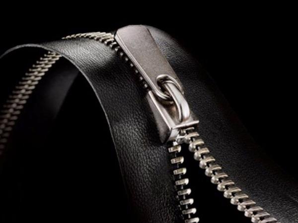 不锈钢拉链