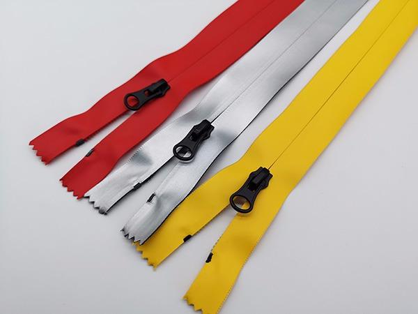 彩色防水拉链